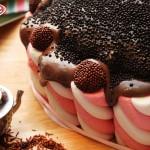Doce tentação – Bolo de chocolate com MaxMallows