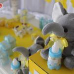 Chá de Bebê – Elefantinhos
