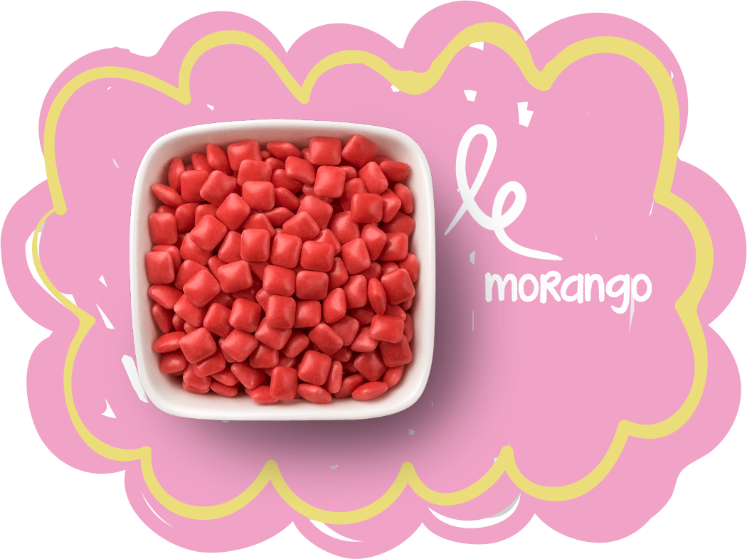 sabor morango