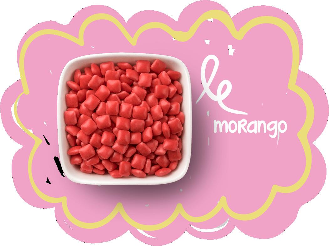 sabor morango